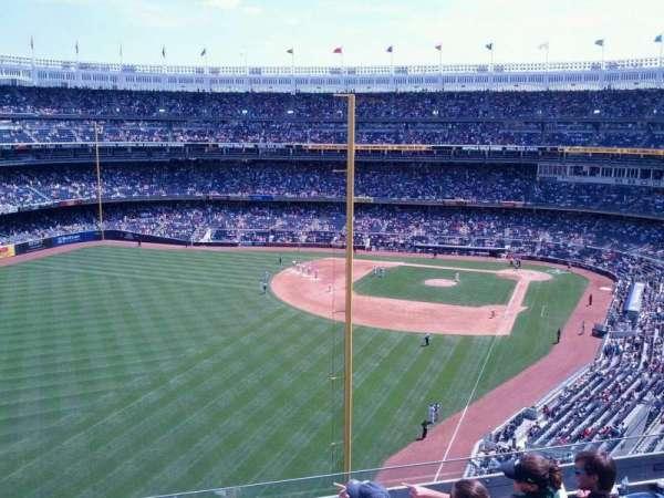 Yankee Stadium, secção: 333, fila: 7, lugar: 16
