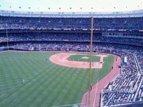 Yankee Stadium, secção: 334, fila: 6, lugar: 4