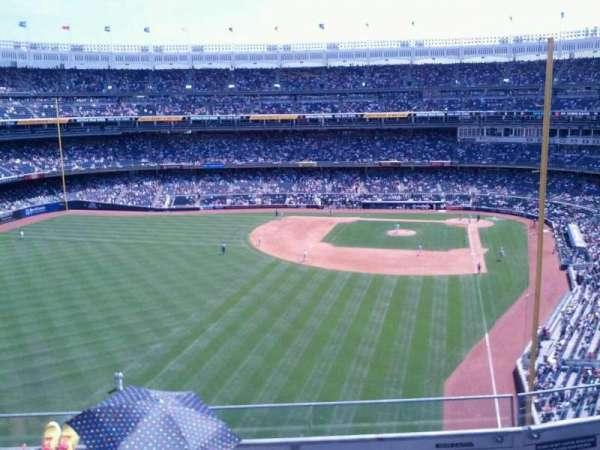 Yankee Stadium, secção: 333, fila: 4, lugar: 18
