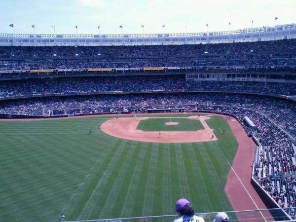 Yankee Stadium, secção: 334, fila: 5, lugar: 12