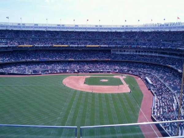 Yankee Stadium, secção: 434b, fila: 2, lugar: 7