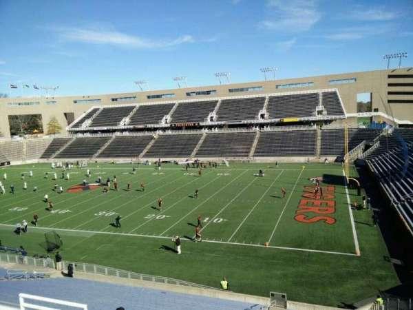 Princeton Stadium, secção: 1, fila: 24, lugar: 13