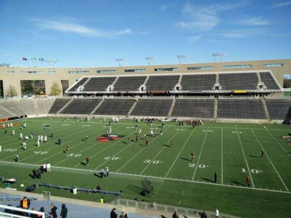 Princeton Stadium, secção: 2, fila: 28, lugar: 16