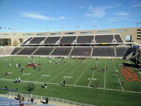Princeton Stadium, secção: 2, fila: 22, lugar: 15
