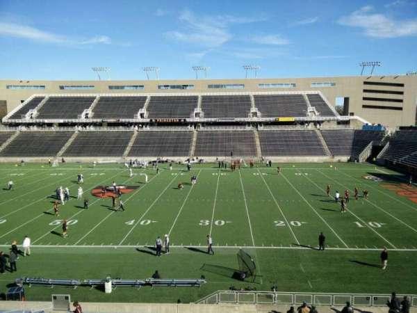 Princeton Stadium, secção: 4, fila: 22, lugar: 19
