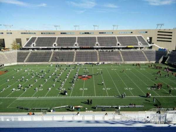 Princeton Stadium, secção: 6, fila: 40, lugar: 15