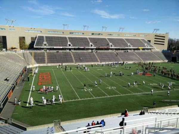 Princeton Stadium, secção: 12, fila: 29, lugar: 3