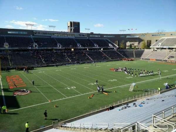 Princeton Stadium, secção: 32, fila: 23, lugar: 15