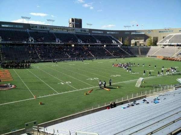 Princeton Stadium, secção: 32, lugar: 2