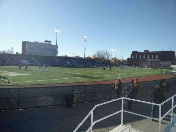 Villanova Stadium, secção: NG, fila: 3, lugar: 25