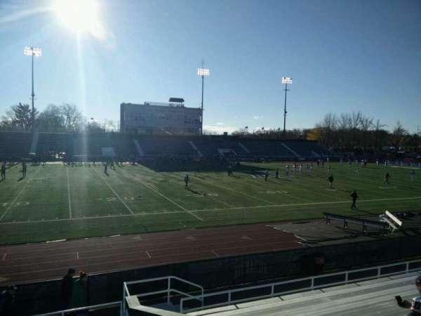 Villanova Stadium, secção: NF, fila: 16, lugar: 4
