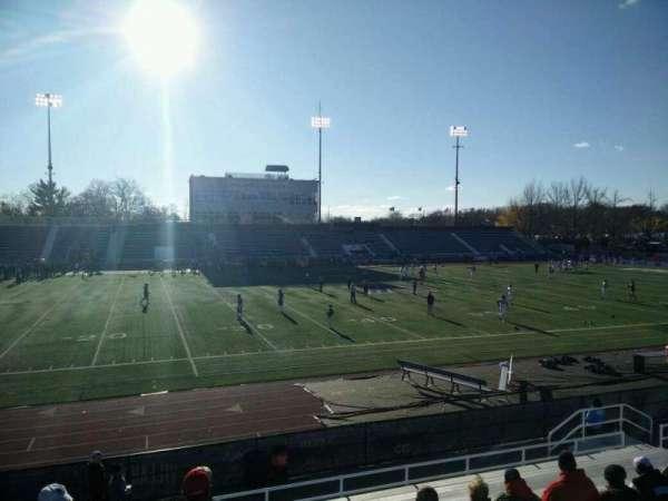 Villanova Stadium, secção: NE, fila: 18, lugar: 27