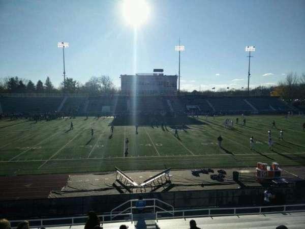 Villanova Stadium, secção: NE, fila: 22, lugar: 1