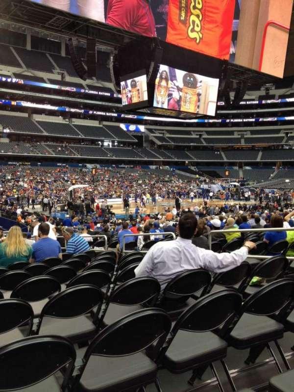 AT&T Stadium, secção: C139, fila: EE, lugar: 7