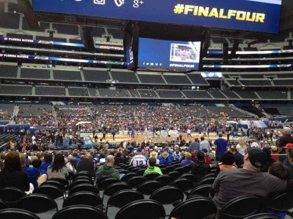 AT&T Stadium, secção: C137, fila: QQ, lugar: 11