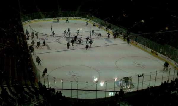 Nationwide Arena, secção: 226, fila: B, lugar: 2