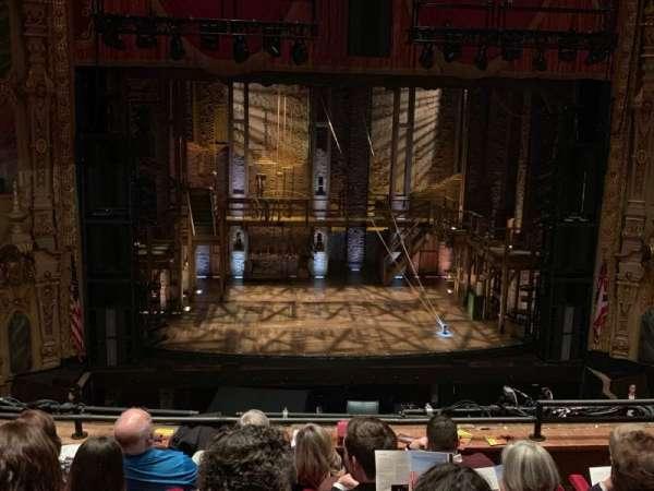 Ohio Theatre (Columbus), secção: Loge C, fila: E, lugar: 105