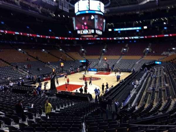 Scotiabank Arena, secção: 112, fila: 19, lugar: 9