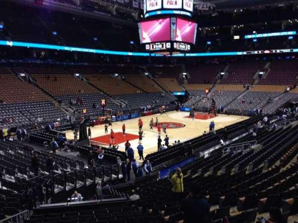 Scotiabank Arena, secção: 111, fila: 21, lugar: 10