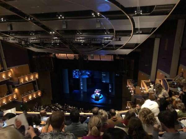 Ahmanson Theatre, secção: Balcony, fila: F, lugar: 5