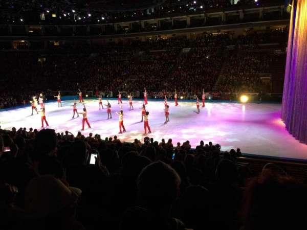 Disney On Ice, secção: 114, fila: 15, lugar: 14