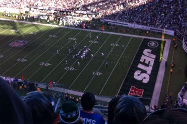 Metlife Stadium, secção: 334, fila: 17, lugar: 25
