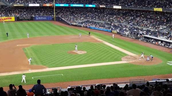 Yankee Stadium, secção: 225
