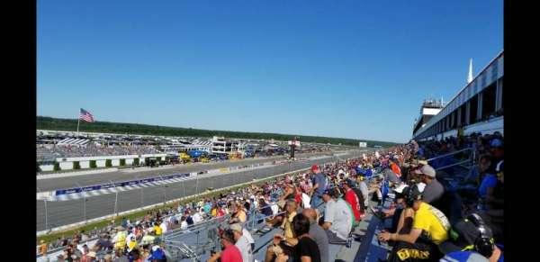 Pocono Raceway, secção: 246, fila: 44, lugar: 1