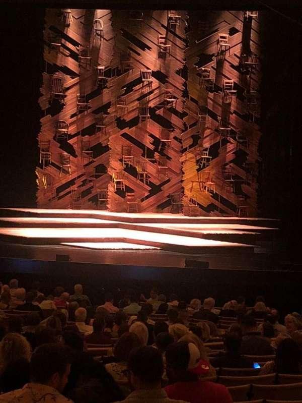 Auditorium Theatre, secção: DRS, fila: DD, lugar: 109