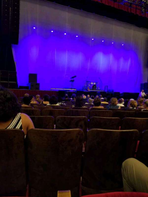 Modell Performing Arts Center, secção: Orchestra, fila: L, lugar: 102
