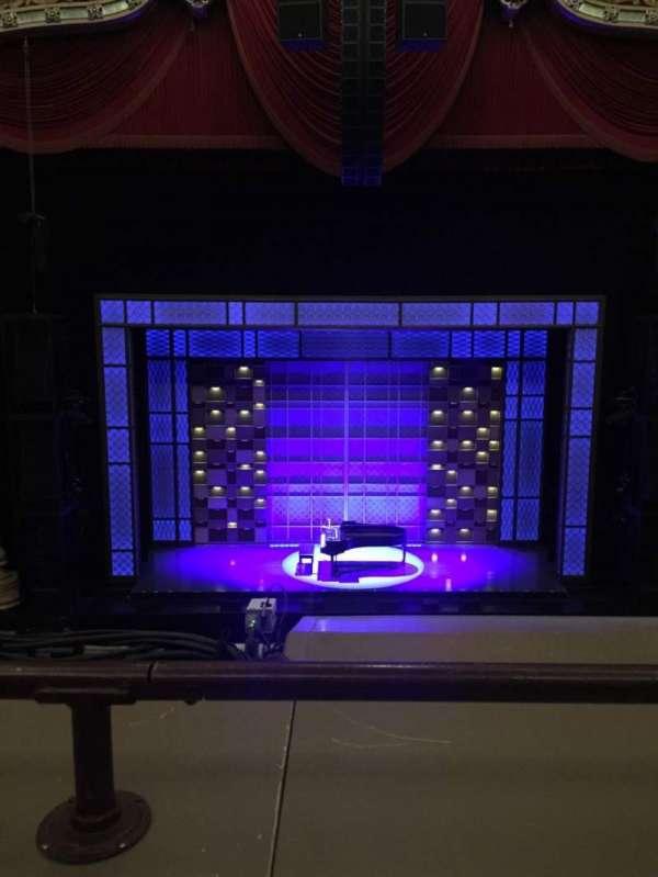 Nederlander Theatre (Chicago), secção: Loge C, fila: A, lugar: 303