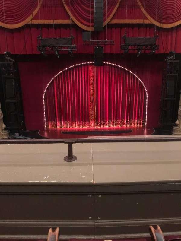 Nederlander Theatre (Chicago), secção: LOGE C, fila: B, lugar: 304
