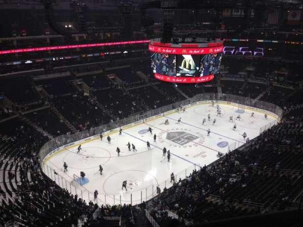 Staples Center, secção: 305, fila: 9, lugar: 16