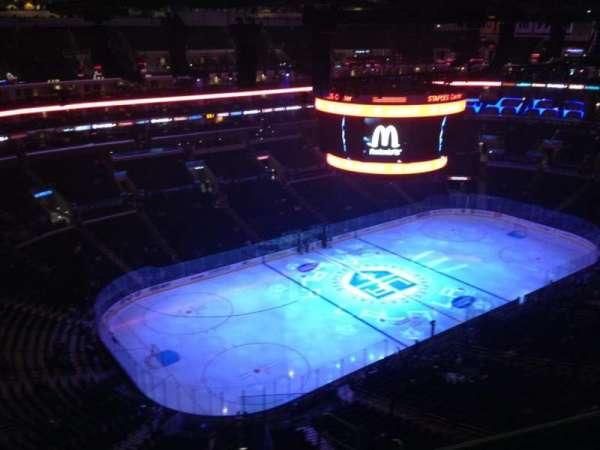 Staples Center, secção: 305, fila: 10, lugar: 1