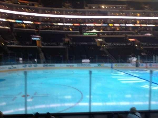Staples Center, secção: 103, fila: 7, lugar: 1