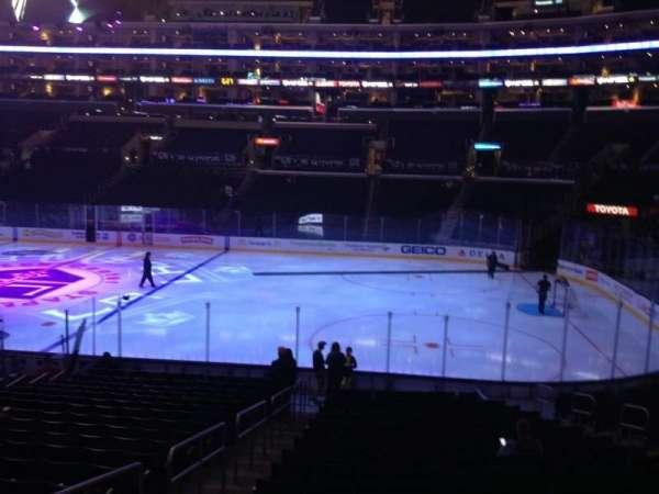 Staples Center, secção: 118, fila: 20, lugar: 15