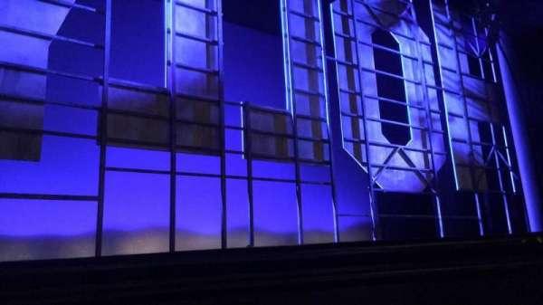Nederlander Theatre, secção: Orchestra L, fila: A, lugar: 3
