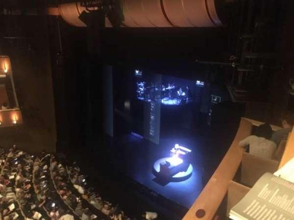 Ahmanson Theatre, secção: Balcony, fila: Box, lugar: B