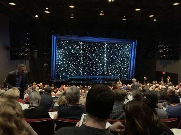 La Jolla Playhouse, secção: Orch, fila: P, lugar: 24
