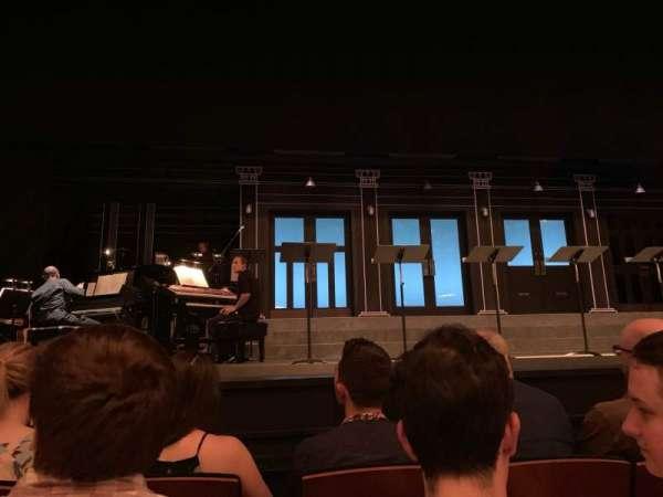 Mainstage at the New York City Center, secção: Orch, fila: CC, lugar: 107