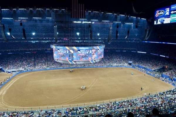 NRG Stadium, secção: 535, fila: L, lugar: 12
