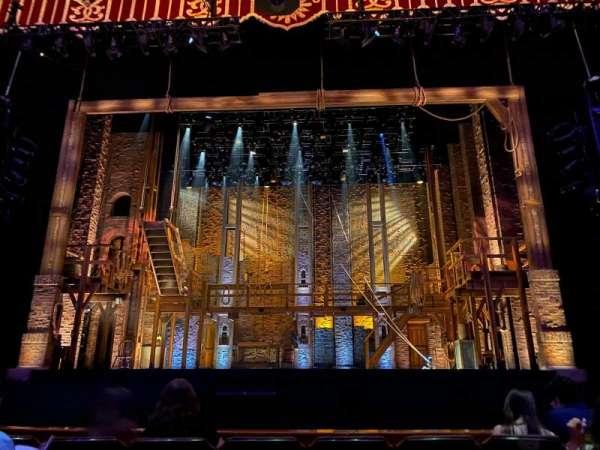 Fox Theatre (Atlanta), secção: Orchestra C, fila: E, lugar: 105