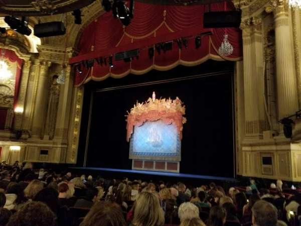 Citizens Bank Opera House, secção: Orchestra RC, fila: N, lugar: 28