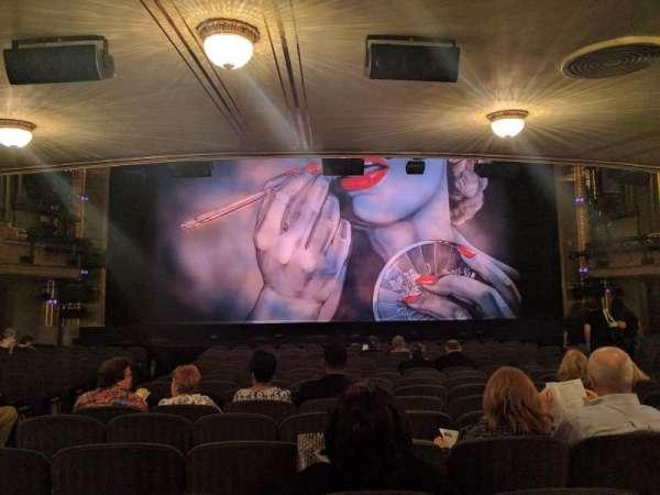 Nederlander Theatre, secção: Orchestra C, fila: Q, lugar: 112
