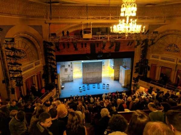 Ethel Barrymore Theatre, secção: Rear Mezzanine L, fila: F, lugar: 7