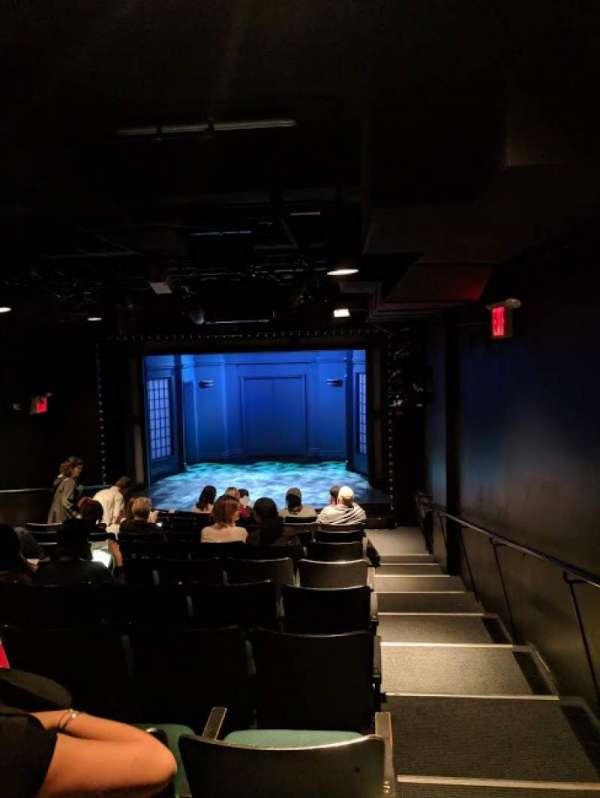 DR2 Theatre, secção: RESV, fila: L, lugar: 1