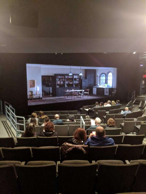 Laura Pels Theatre, secção: ORCH, fila: O, lugar: 15