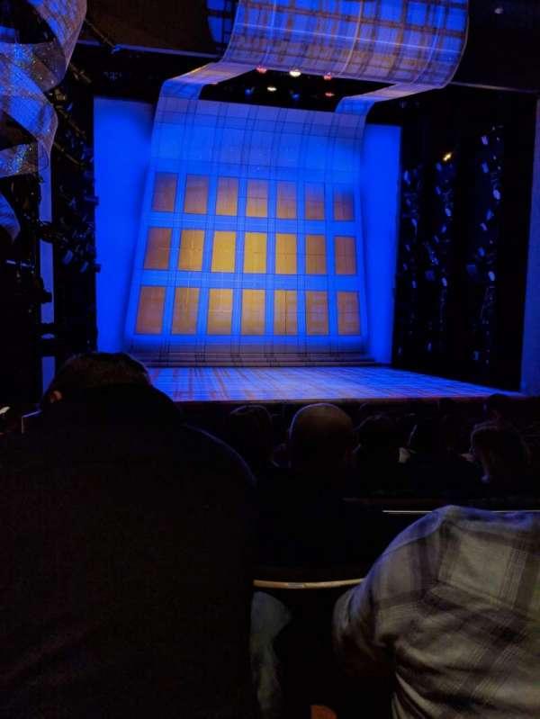 Alice Griffin Jewel Box Theatre, secção: ORCH, fila: J, lugar: 112
