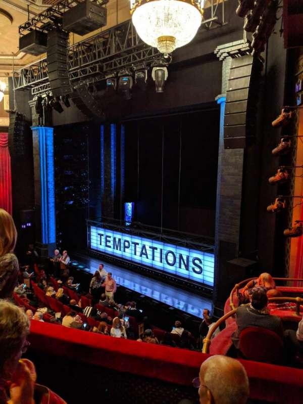Imperial Theatre, secção: Front Mezzanine 1, fila: C, lugar: 8