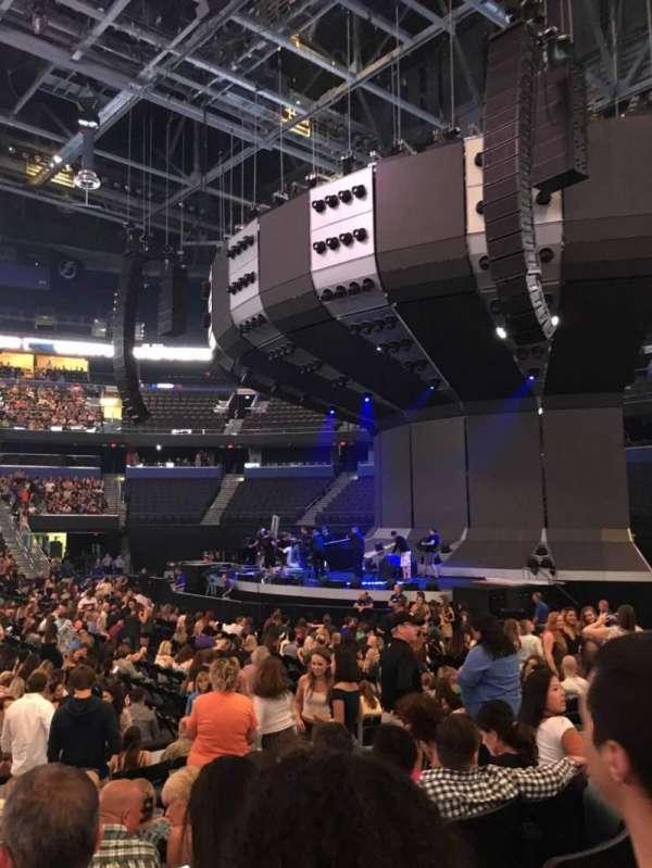 Amalie Arena, secção: 130, fila: K, lugar: 10